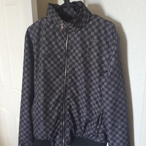 9c79b1586 Louis Vuitton Jackets & Coats | Jacket | Poshmark